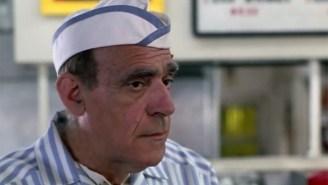 Remembering Abe Vigoda's Least Essential Film Role, 'Good Burger'