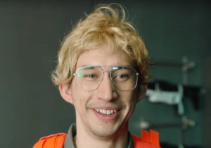 Adam Driver Can't Stop Laughing In These 'Undercover Boss' Outtakes From 'SNL'