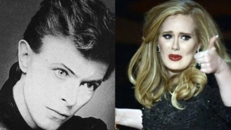 David Bowie Just Broke Adele's Impressive Music Video Record