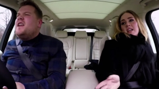 James Corden and Adele's Carpool Karaoke is delightful