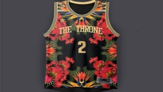 This Danish Designer Created Incredible Basketball Jerseys Influenced By Hip-Hop Albums