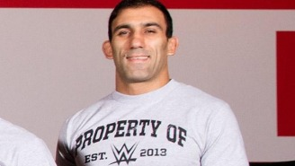 This NXT Hopeful Will Try To Win Gold At The Upcoming 2016 Olympics