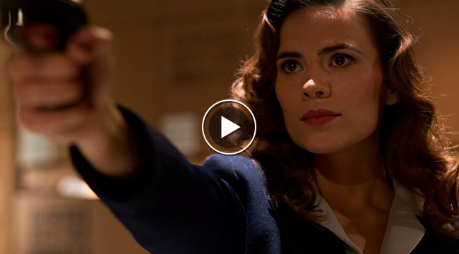 Is Peggy Carter The Most Important Character In The Entire Marvel Universe?