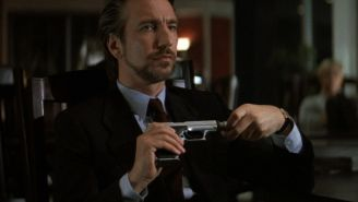 Alan Rickman, 'Die Hard,' and the commitment of being a classic movie villain
