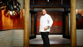 Top Chef Amar Santana Taught Us A Lot About Paella And A Little Something About Life