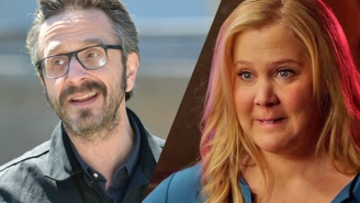 Marc Maron Defends Amy Schumer Over Accusations She Is Stealing Jokes