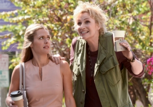 'Angel From Hell' Is A Show From Hell, And Jane Lynch Deserves Better