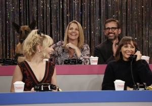 Here's How You Attend A Star-Studded 'Angie Tribeca' Binge-A-Thon With Rashida Jones And Steve Carell