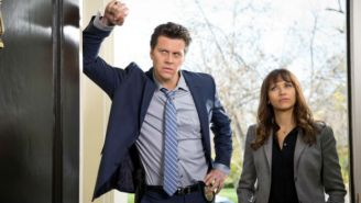 What's On Tonight: 'Angie Tribeca' Goofs Around And 'Lucifer' Premieres