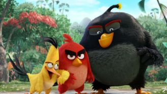 The New 'Angry Birds' Trailer Takes Toilet Humor To A New Level
