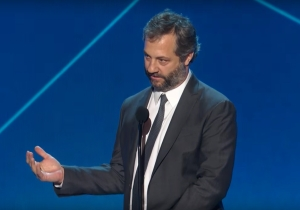 Watch Judd Apatow rightly go off on 'The Martian' and the Golden Globes