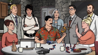 What The Shot-For-Shot Remake Of The 'Magnum P.I.' Intro Tells Us About 'Archer' Season 7