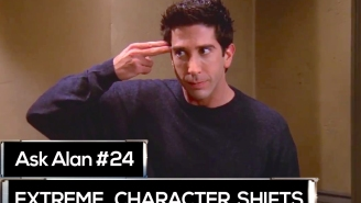 Ask Alan: Which TV characters changed the most from their introduction?