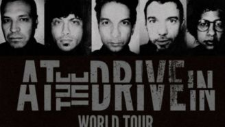At The Drive-In Is Back With A Huge Tour And Maybe Even Some New Music