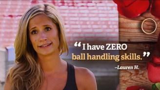 Alex Morgan's Soccer Lesson On 'The Bachelor' Was Full Of Horrible 'Balls' Jokes