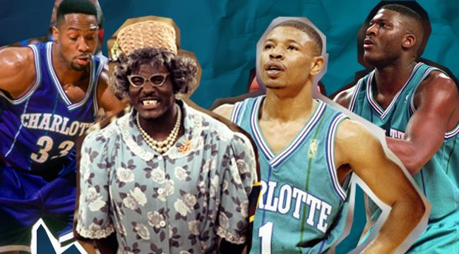 1993 Charlotte Hornets