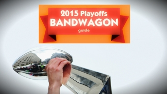 A 2015 NFL Playoffs Bandwagon Guide Is Here To Enhance Your Postseason Experience