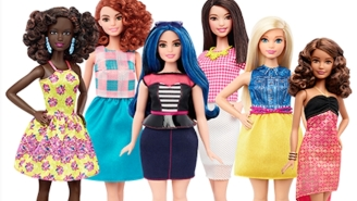 Barbie Has Three New Body Types, Including A 'Curvy' Model