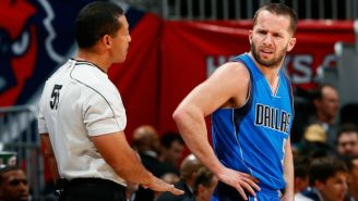Why J.J. Barea's Comeback To A Taunting Thunder Fan Was Sorta Lame