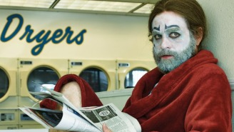 Zach Galifianakis Is A Manchild Trying To Grow Up In 'Baskets'