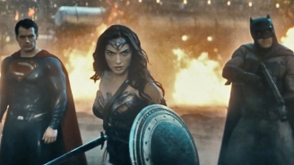 The Latest Look At 'Batman V Superman' Gives Us A Post-Apocalyptic Peek At The Latest Big Bad