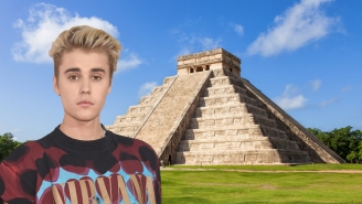 Justin Bieber Allegedly Got Kicked Out Of The Mayan Ruins For A Very Justin Bieber Reason
