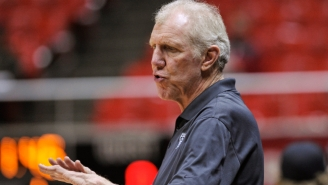 Bill Walton Detailed His Love For Bridges During A Michigan State Blowout
