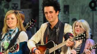 Green Day's Billie Joe Armstrong Calls Out High School For Canceling 'American Idiot' Production