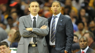 The Cavaliers Have Reportedly Fired David Blatt And Replaced Him With Tyronn Lue