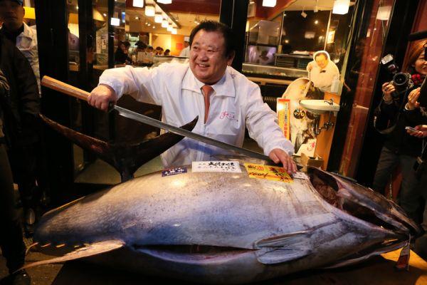 Bluefin Tuna Getty