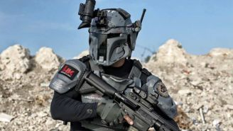 Boba Fett Body Armor Will Make You Feel Like A Bounty Hunter