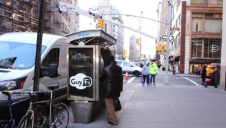 There's A Booth To Provide Men 'Pleasure' In New York City, And Everyone Is Freaking Out