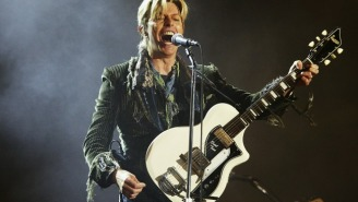 David Bowie Revealed One Last Secret On His 'Blackstar' Album Cover