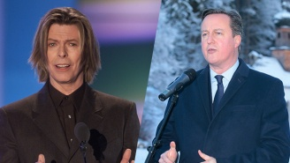 This Newscaster Accidentally Announced David Cameron Died (Instead Of David Bowie)