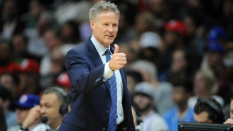Sixers Coach Brett Brown Will 'Pick And Choose' When To Deliver Inspirational Speeches