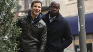 Review: Jake and Holt get the mumps on a hilariously stupid 'Brooklyn Nine-Nine'