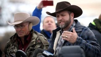 The Oregon Militia's #TarpMan Says The Feds Just Removed His Greatest Income Source