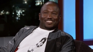 Hannibal Buress Tells Jimmy Kimmel About Getting Drunk And Bombing A Show