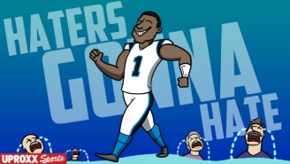 Making The Conference Title Winners Into Cartoons (And A Proposal To Eliminate The Pro Bowl)