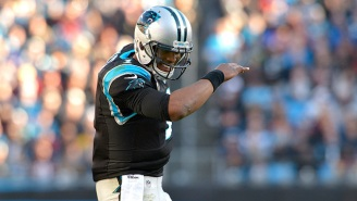 Cam Newton Is Retiring The Dab In Favor Of A New Celebration