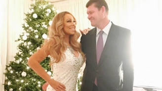 Mariah Carey Is Getting Hitched Again To Australian Billionaire James Packer