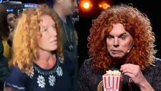 Hey, Carrot Top Took Those 'Affluenza' Mom Comparisons Surprisingly Well