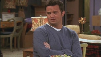 Matthew Perry Has No Memory Of Several Seasons Of 'Friends'