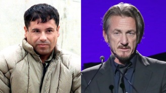El Chapo Had No Bloody Idea Who Sean Penn Was When He Agreed To Be Interviewed