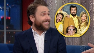 Charlie Day And The 'Always Sunny' Cast Found Out They Won A People's Choice Award In The Worst Way