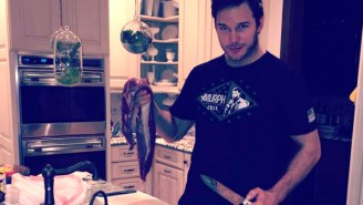 Ron Swanson Approves Of Chris Pratt's New 'The Game Plan' Diet