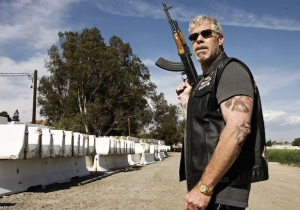 Check Out An Image Of The Original Actor Who Played Clay Morrow In The 'Sons Of Anarchy' Pilot