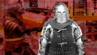 The Last Knights — Stepping Onto The Battlefield With The Armored Combat League
