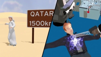 Conan's Trip To Qatar With The First Lady Gets The Animated Adventure It Deserves