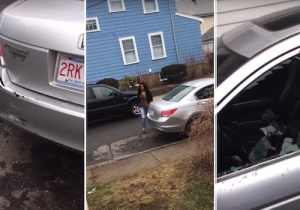 What We Can All Learn From This Guy's Reaction To His Ex-Girlfriend's 'Attempted Vehicular Homicide'